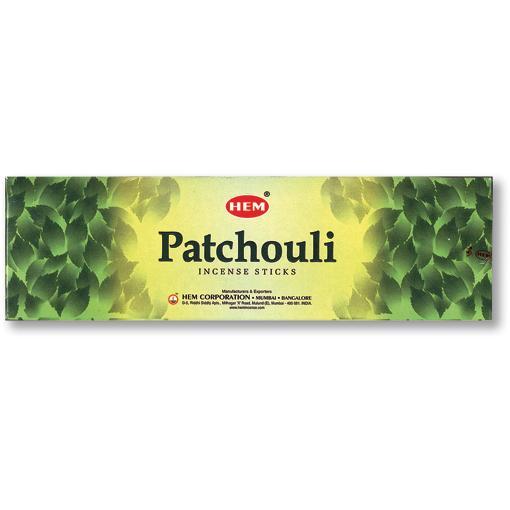 Precious Patchouli Hem Hex