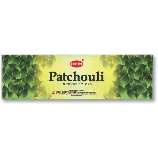 Patchouli Hem Hex