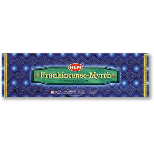 Frankincense Myrrh Hex