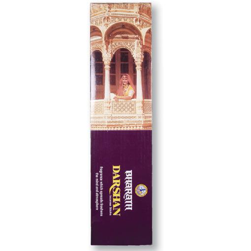 Barath Darshan Garden Incense 6 x 10 Sticks