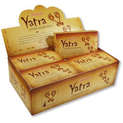 Parimal Yatra Cones