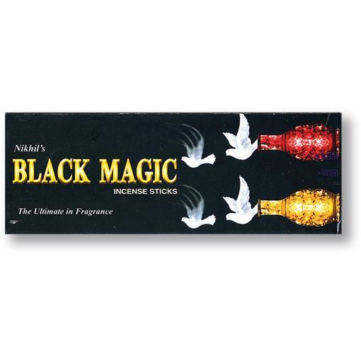Black Magic Square 25 x 8 Sticks