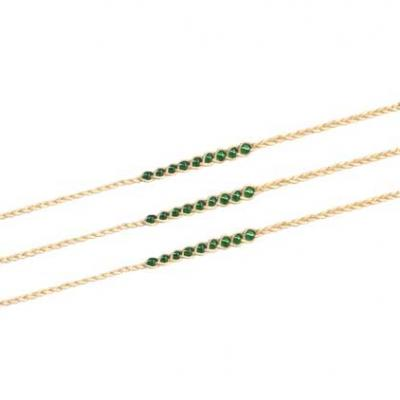 Green Dream Beads Hope (pack of 10)
