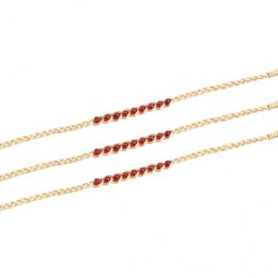 Red Dream Beads Health (pack of 10)