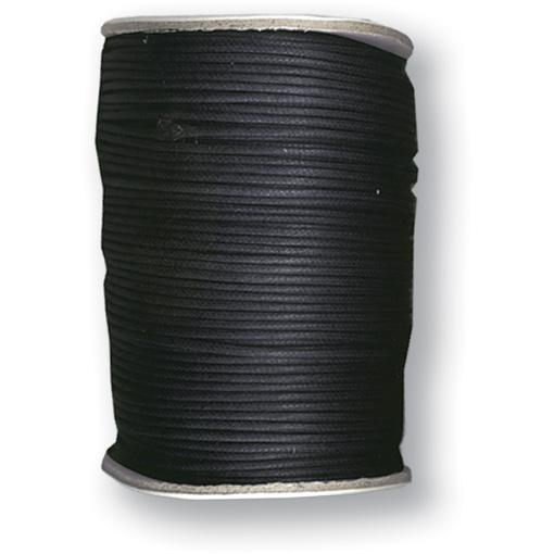 Waxed Cotton 1mm diameter - 100mtrs