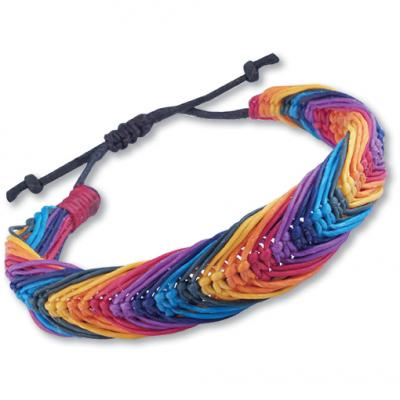 Rainbow Bracelet - 10 Pack - Back in stock