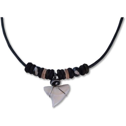 Sharks Tooth Necklace - 10 Pack- Back in stock