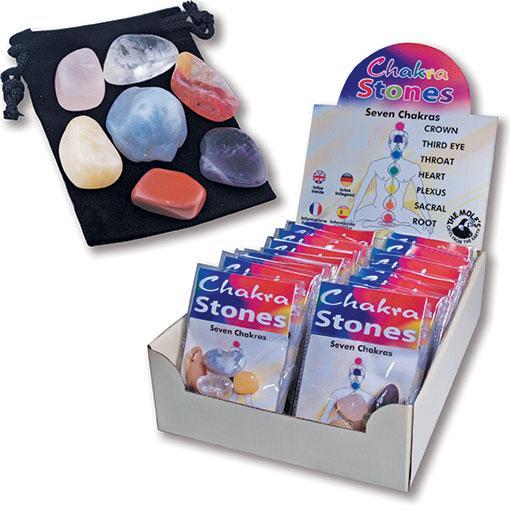 Chakra Stones 24 Packs