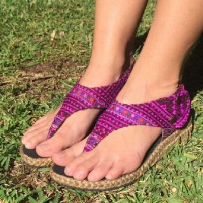 Sunset Sandals