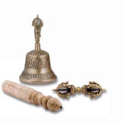 Small Tibetan Bell - 6cm diameter