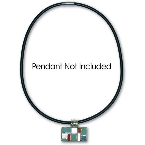 Rubber Necklaces & Bracelets